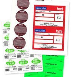 a4 labels