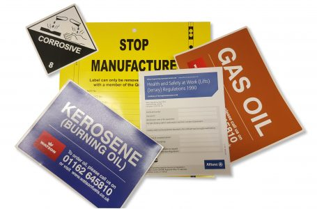 industrial labels 1