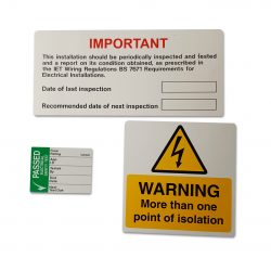 Industrial Labelling