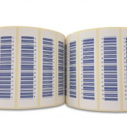 Numbered & Barcode