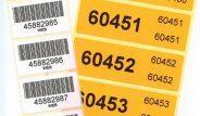 serial numbers