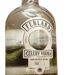 Vodka Bottle Label