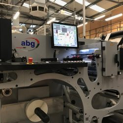 Abbey Labels invests in 2ND SRI Re-reeler from AB Graphic Machinery