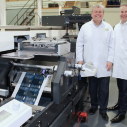 Abbey Labels Proud to Announce Worldwide Industry First with New Die Cutting Module